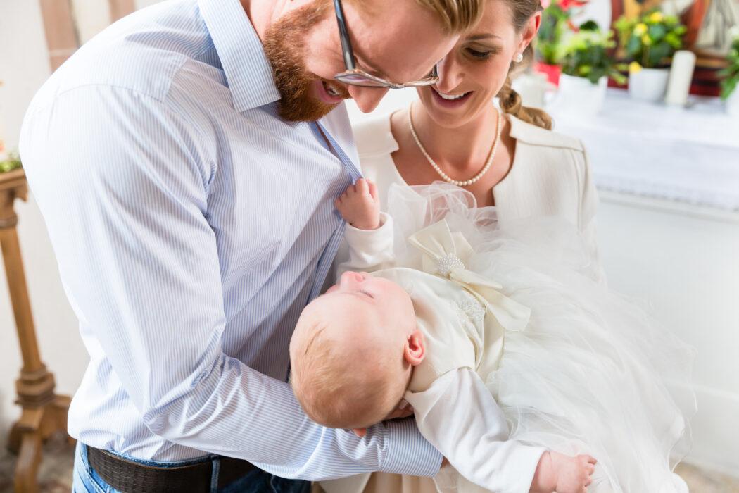 baby taufen taufpate pflichten aufgaben