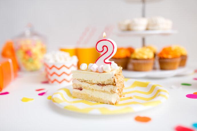 2. Geburtstag feiern Ideen Motto Location