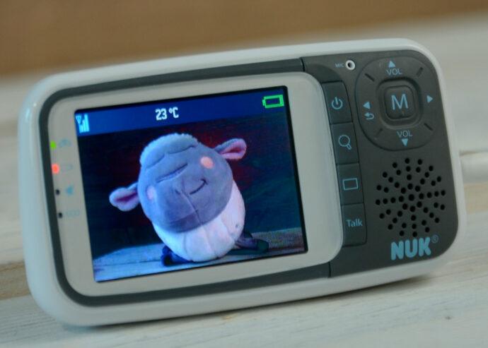 Babyphone Nuk Eco Control Bildschirm