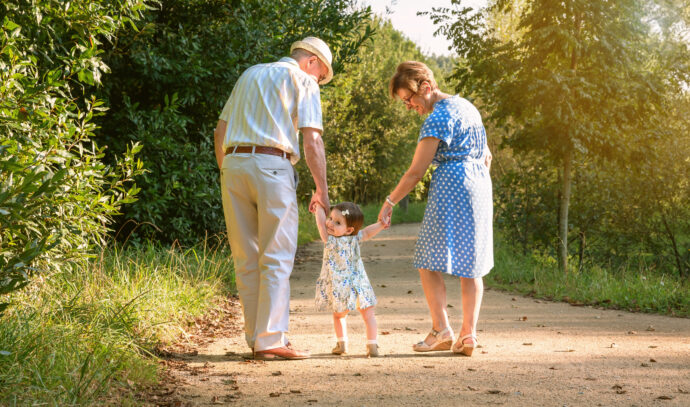 kinderbetreuung großeltern tipps