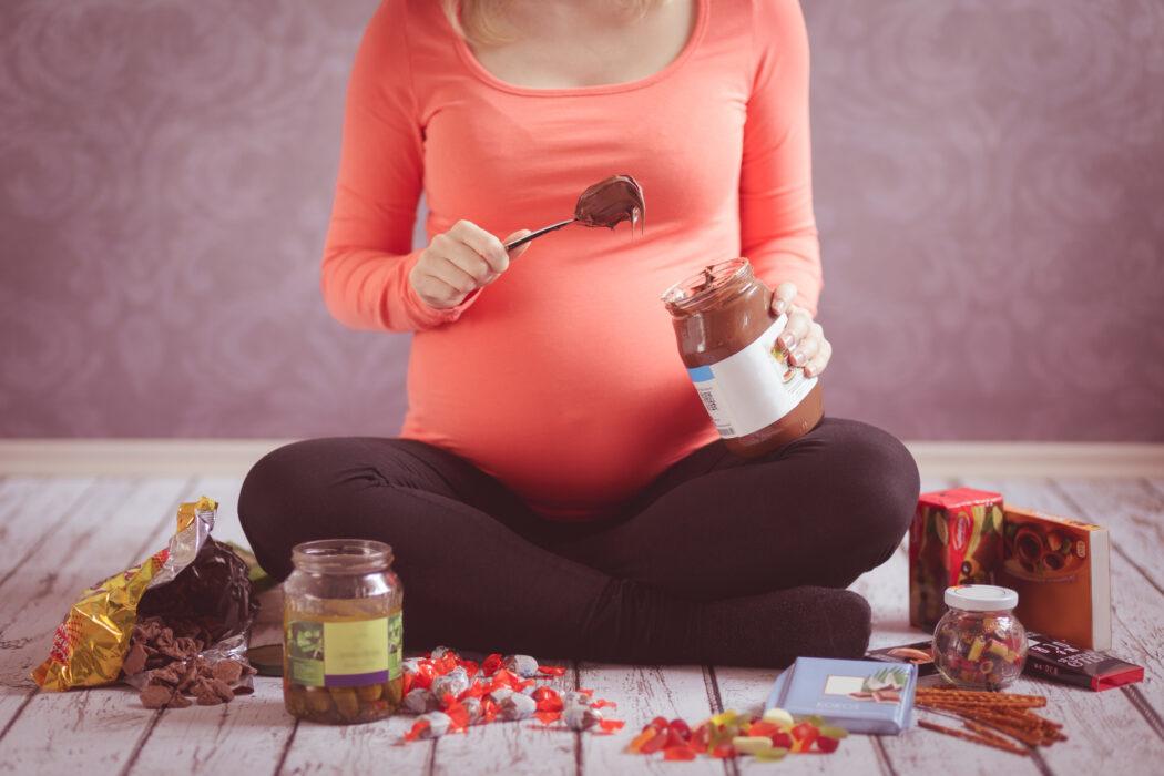 schwanger essen gelueste