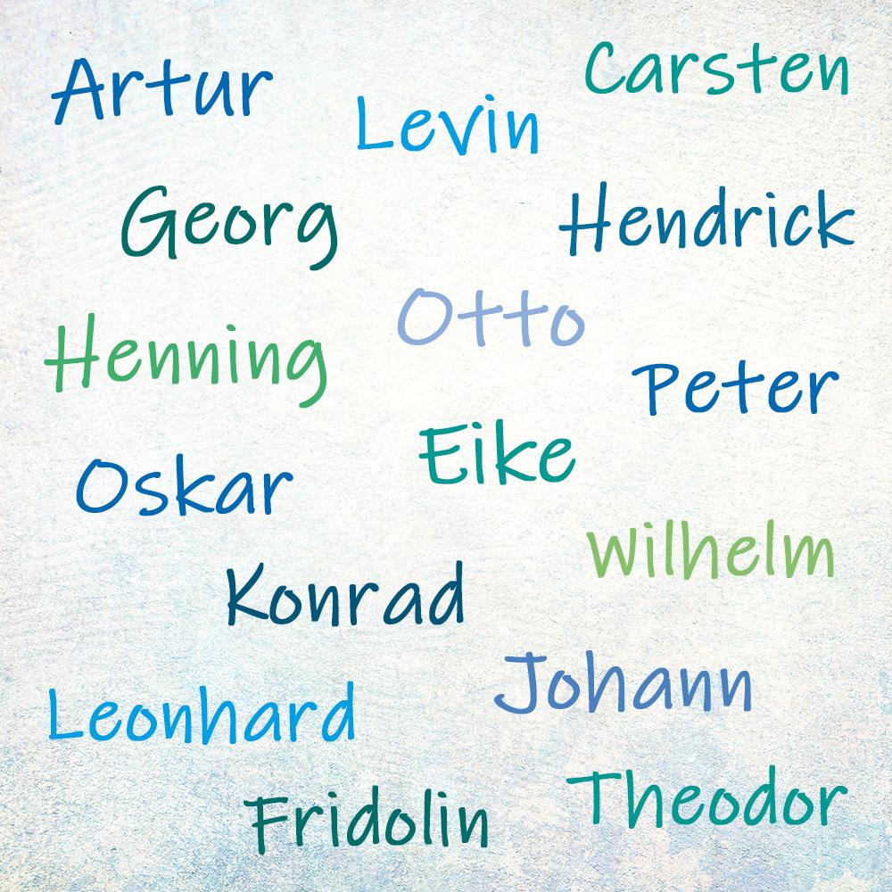 seltene jungennamen vornamen altdeutsch männer