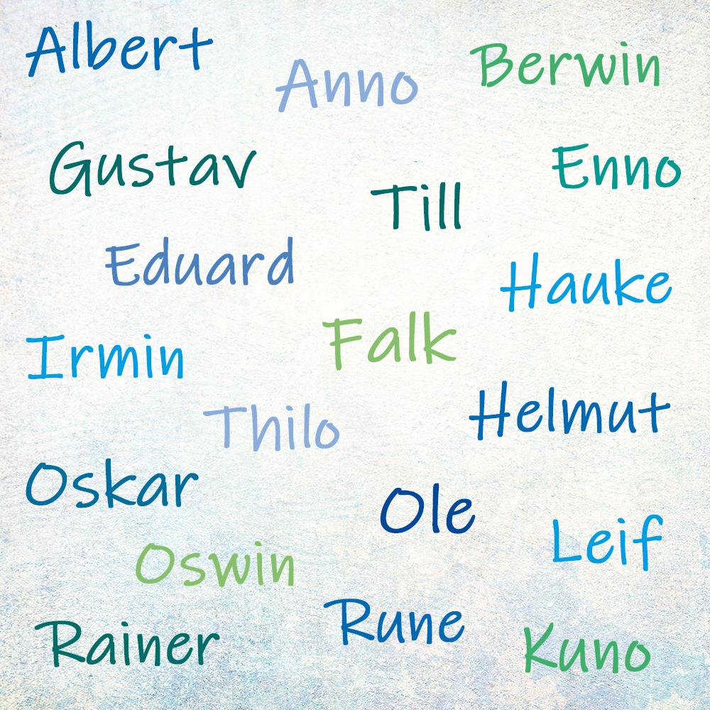 seltene jungennamen germanisch vornamen männer