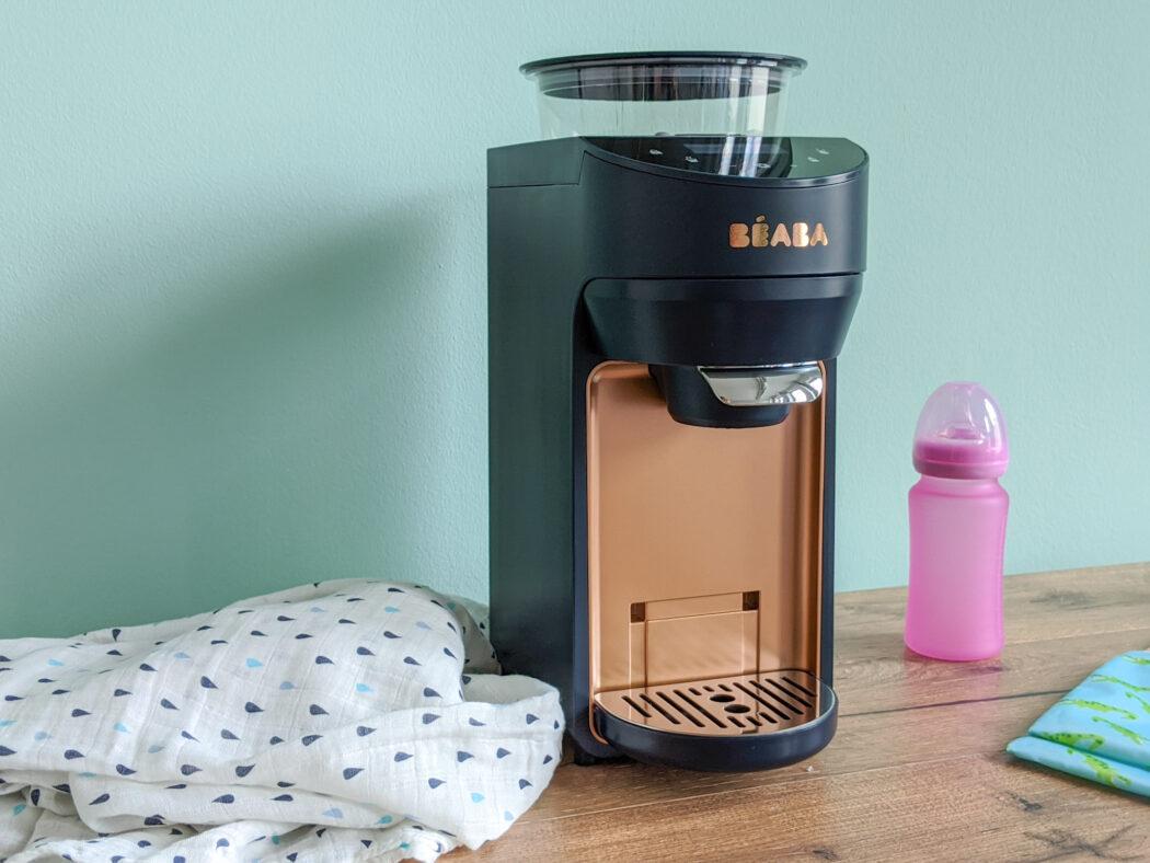 Beaba Babyflaschenzubereiter Milkeo - Vollautomat für Babys Fläschchen