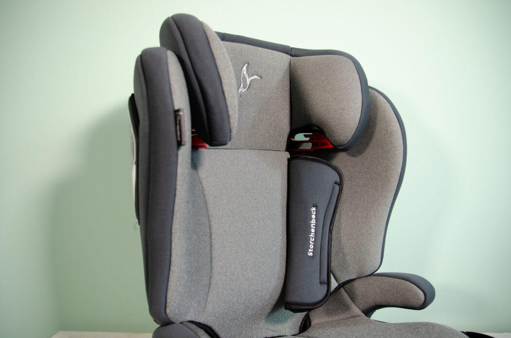 Storchenbeck Kindersitz K30 Testerfahrungen