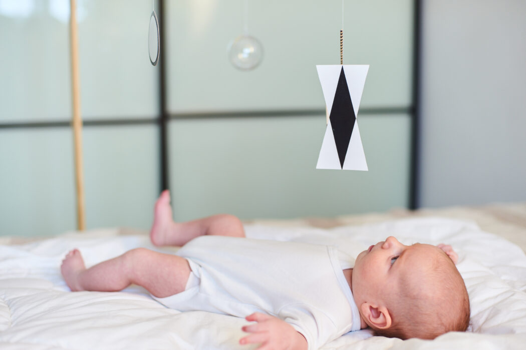 montessory fuers baby mobile