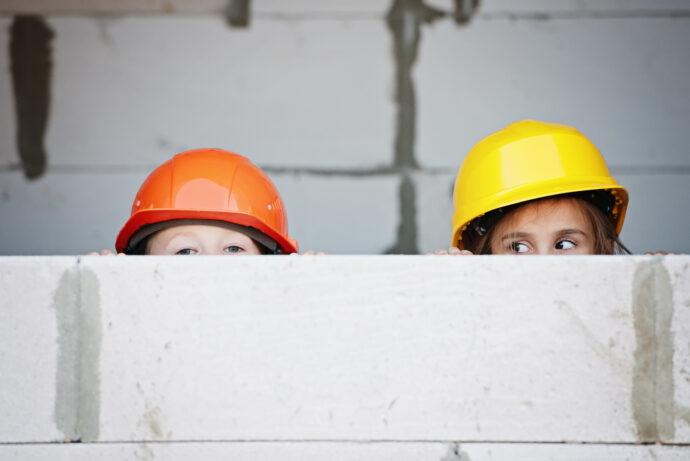 hausbau vor oder nach dem baby familie kinder haus renovieren bauen
