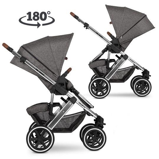 Kombi-Kinderwagen Salsa 4 Air ABC Design