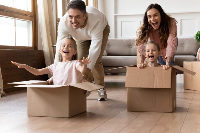bewegung spiele kinder drinnen indoor