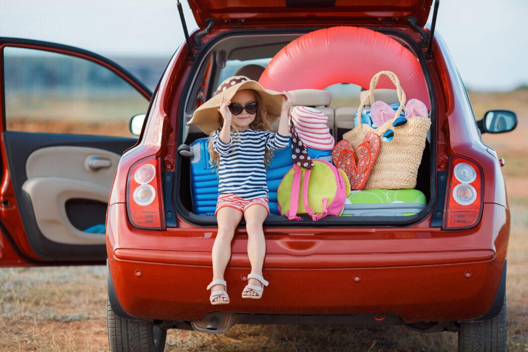Auto-Kofferraum - Hat der Kinderwagen noch Platz