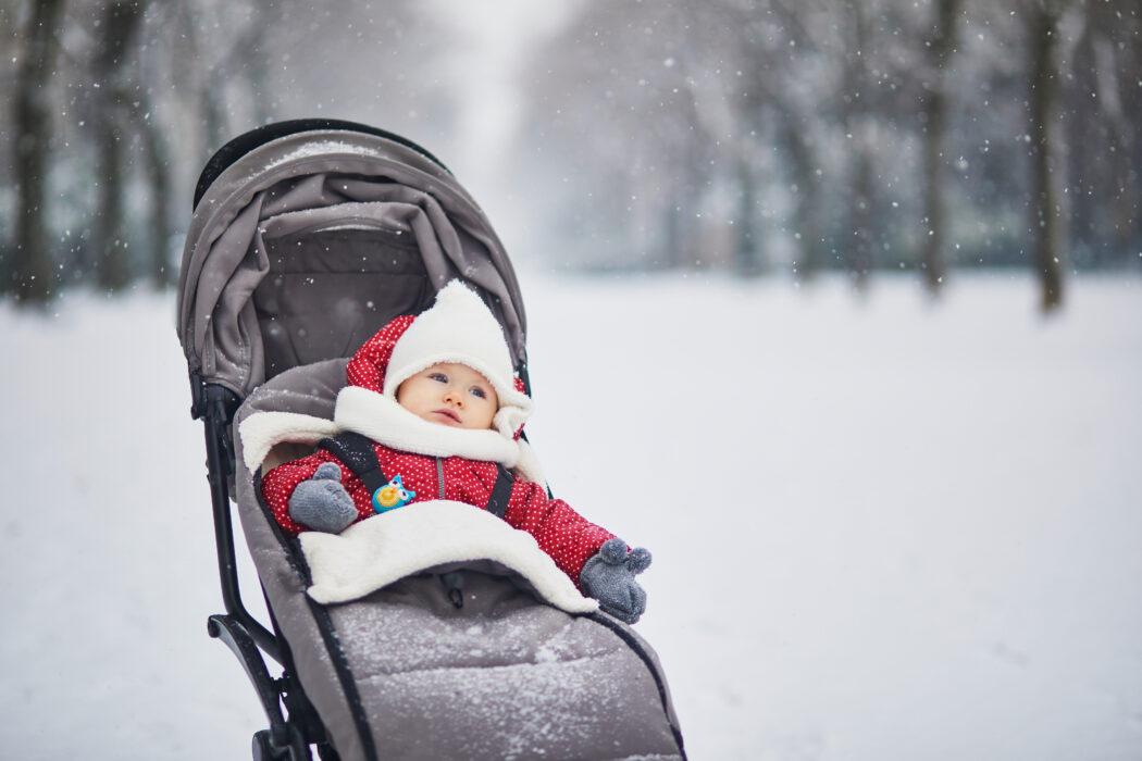 Kinderwagenzubehör: Fußsack