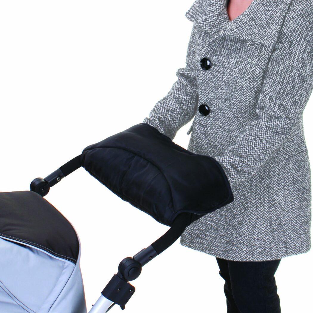 Kinderwagenzubehör - Handmuff