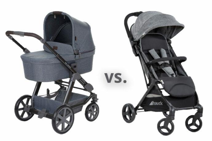 Kinderwagen oder Buggy