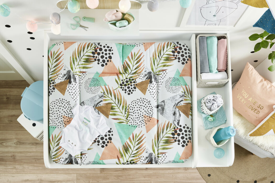 Wickelauflage Rotho Babydesign Limited Edition