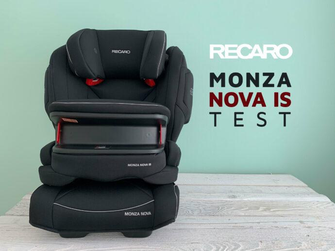 Recaro Monza Nova IS Testerfahrungen