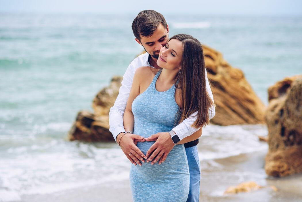 babymoon urlaub schwanger paar baby familie zu zweit