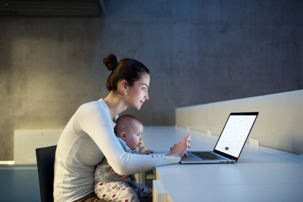 schwanger im studium studieren mit baby