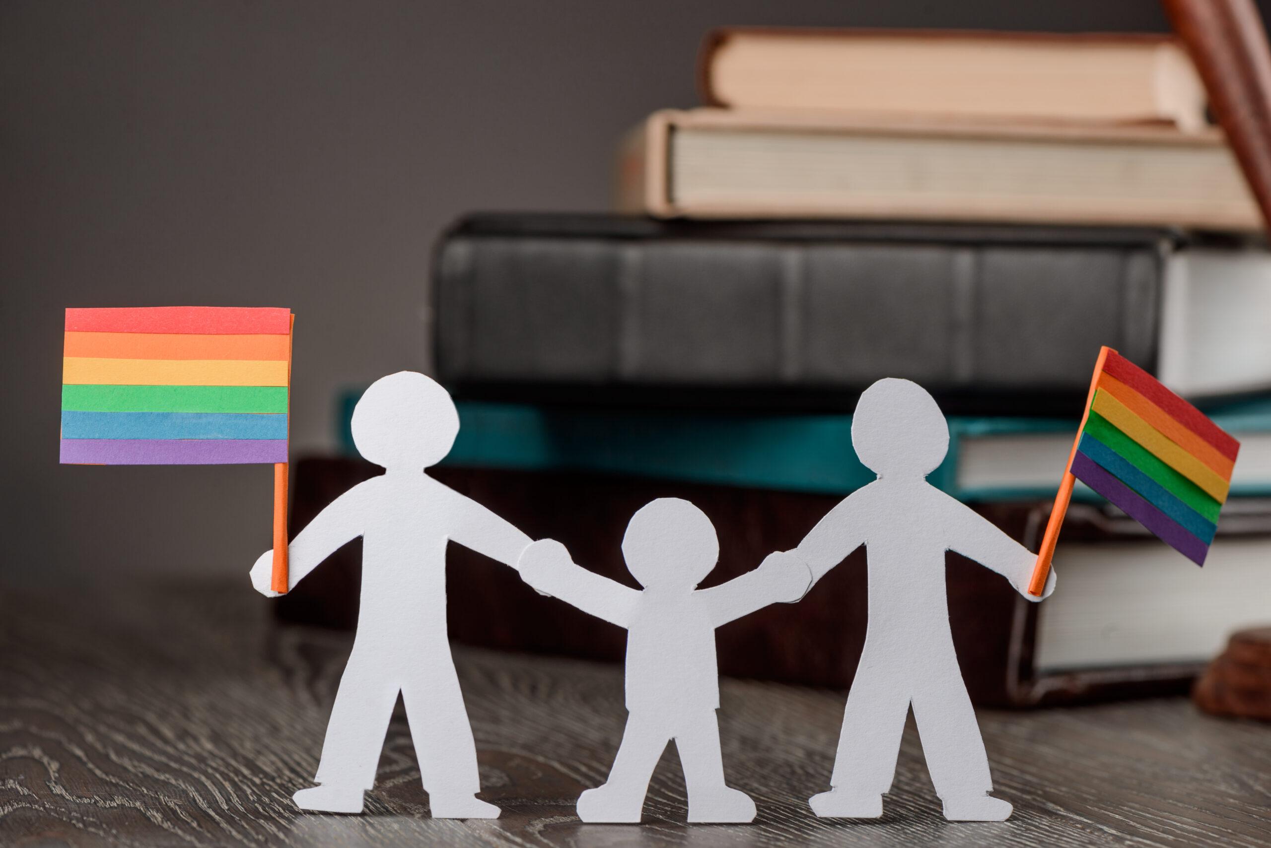 Adoptiv- oder Pflegekind: Wie wir eine Regenbogenfamilie wurden