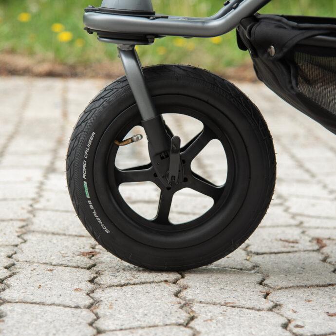 tfk Mono Testerfahrungen Schwalbe Luftrad Vorne