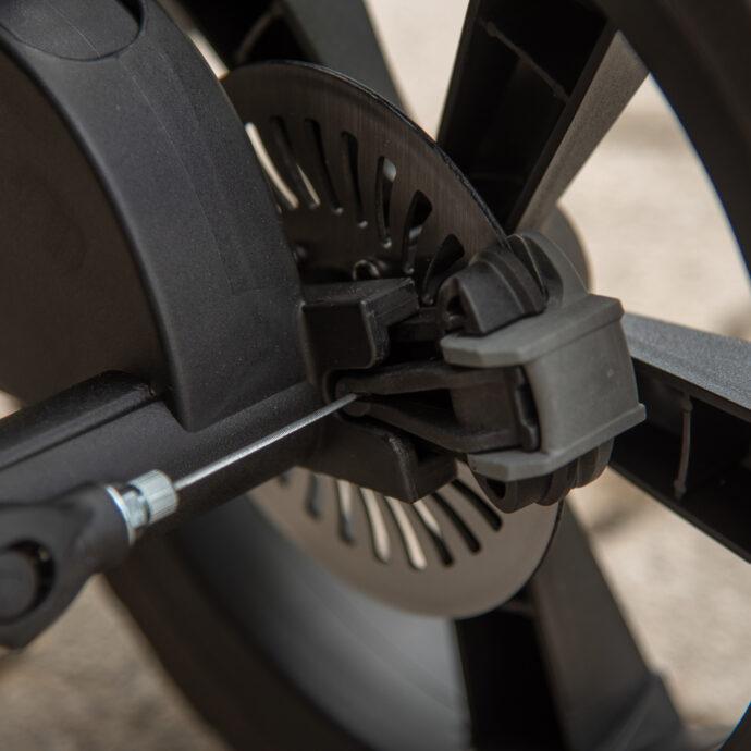 tfk Mono Testerfahrungen Scheibenbremse an Hinterrädern