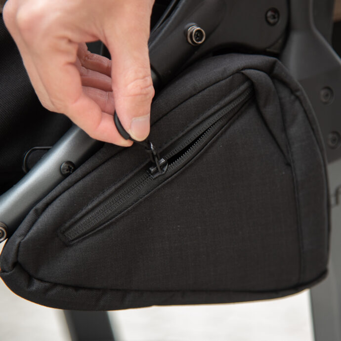tfk Mono Test Seitentaschen zur Aufbewahrung