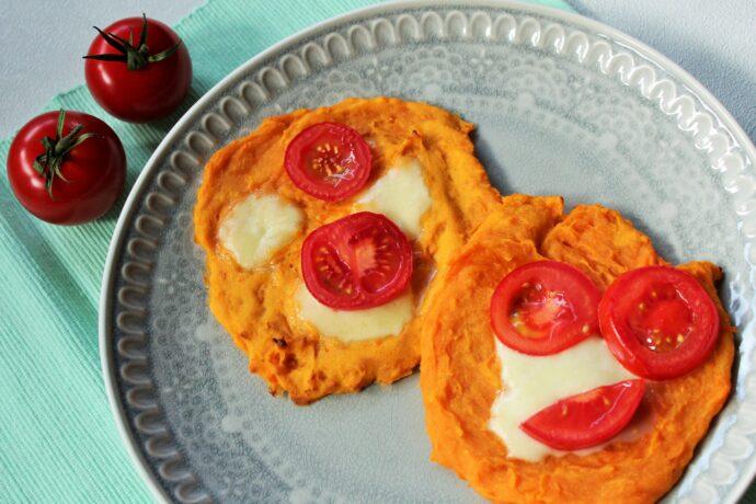 sußkartoffel pizza selbstgemacht rezept blw