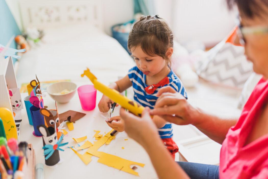 nachhaltig leben upcycling kind nachhaltigkeit familie basteln diy