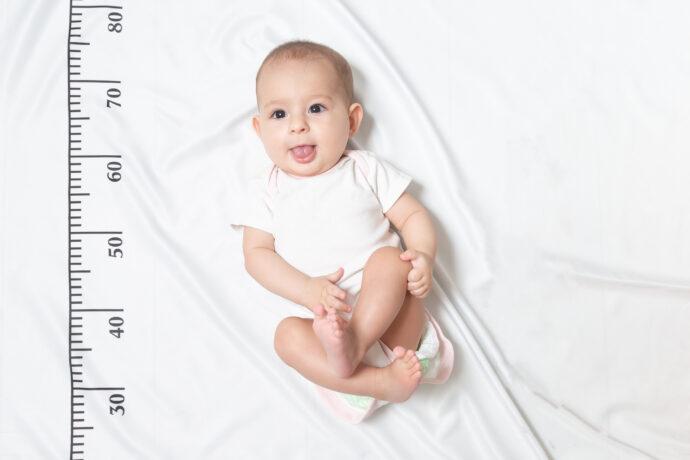 wachstumsschub baby entwicklung stufen wachstum schübe