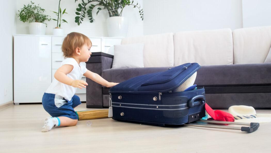 eltern zeit reise mit baby urlaub
