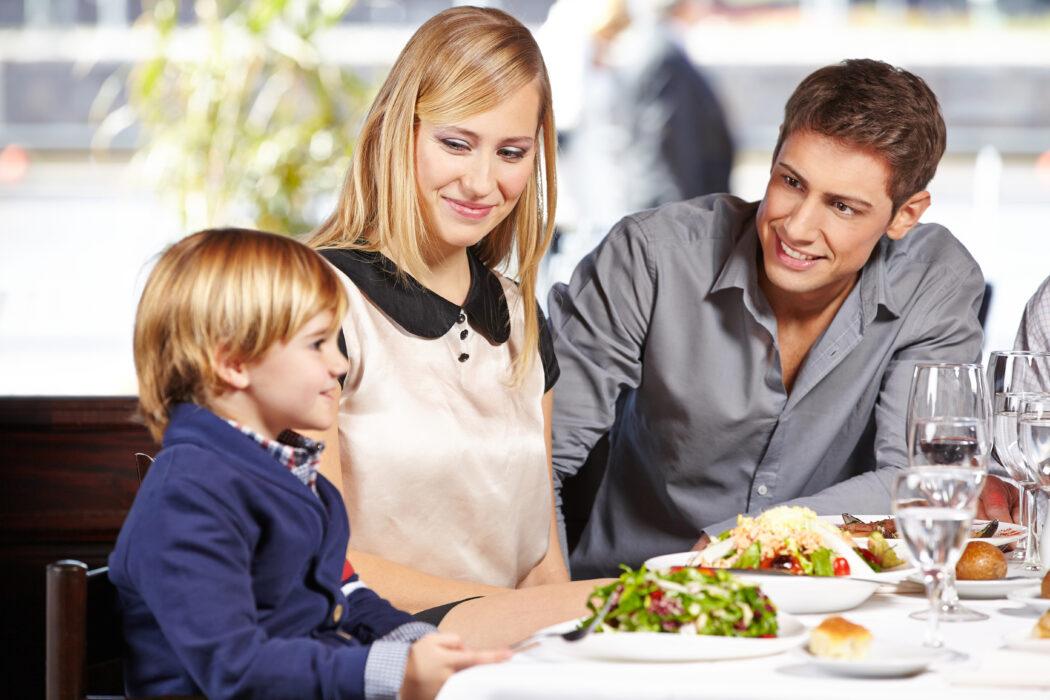 restaurant mit kinder