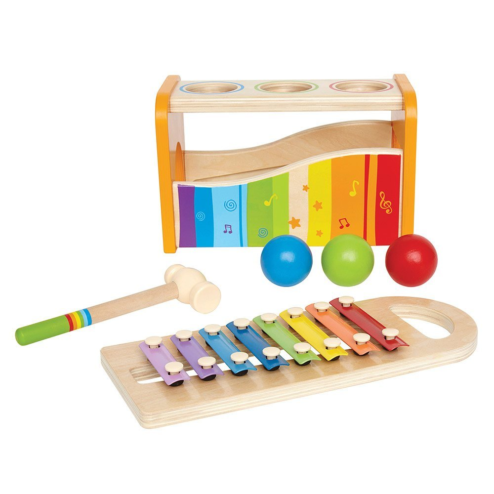 Geschenke zum 2. Geburtstag: Xylophon