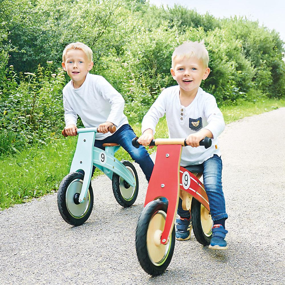 Geschenke zum 2. Geburtstag: Laufrad