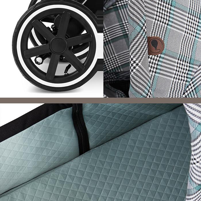ABC Design Fashion Edition smaragd