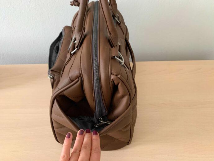"""ABC Design Wickeltasche """"Style"""" Seitentaschen außen"""