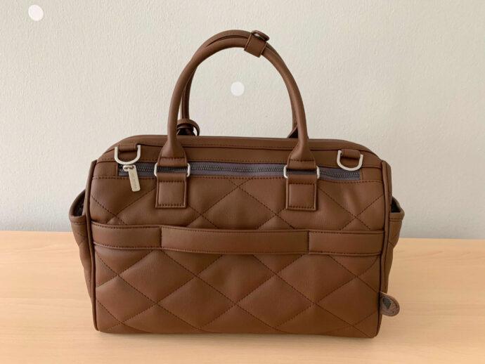 """ABC Design Wickeltasche """"Style"""" von hinten"""