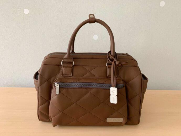"""ABC Design Wickeltasche """"Style"""" von vorne"""