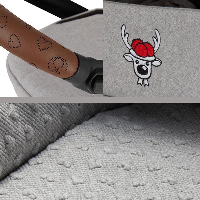 ABC Design Fashion Edition deer