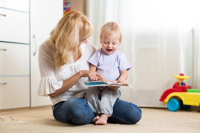 lernen sprechen kinder kind erste worte