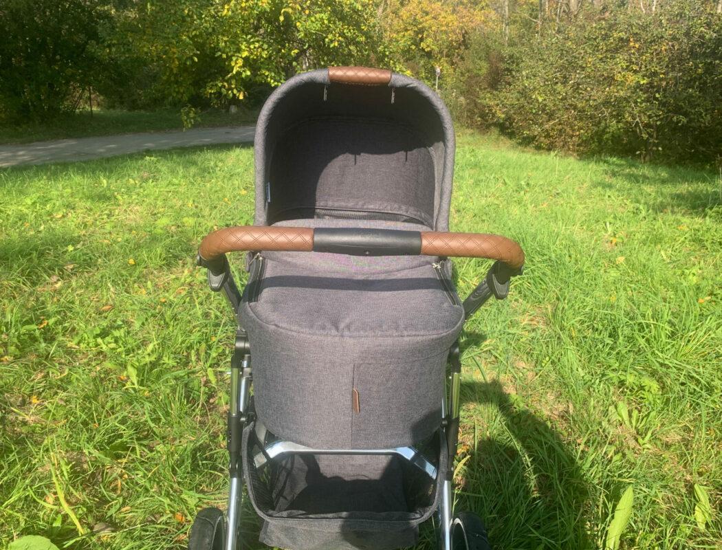 Babywanne von Oben ABC Salsa 4 Air Kombi-Kinderwagen