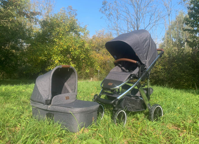 ABC Design Salsa 4 Air Kombi-Kinderwagen Diamond Edition