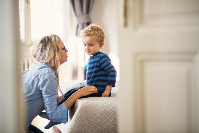 diskutieren mit kleinkind diskussion mit kind diskutiert