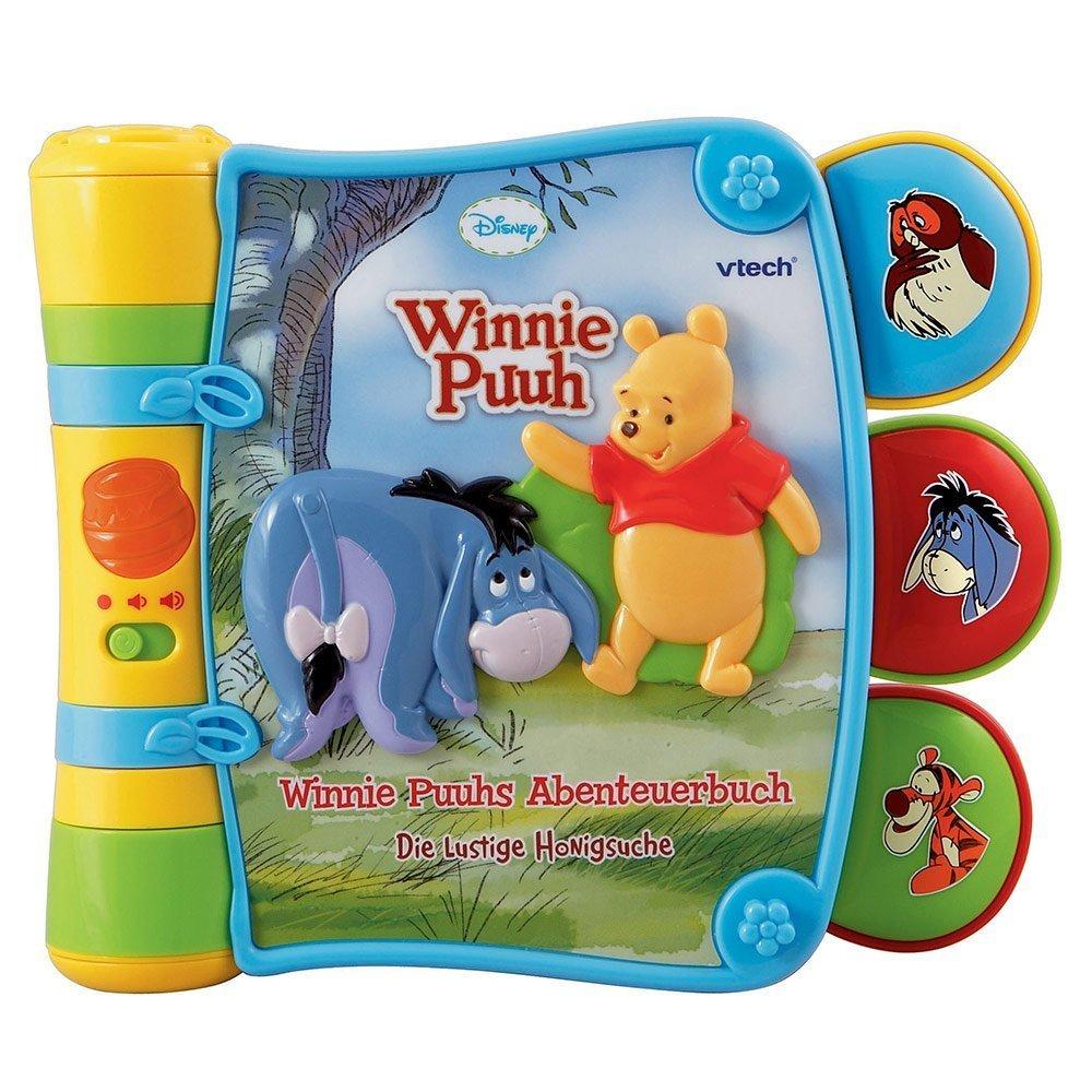 Abenteuerbuch Winnie Puuh Buch Winnie Pooh interaktives Buch Buch mit Melodien weihnachtsgeschenke für babys