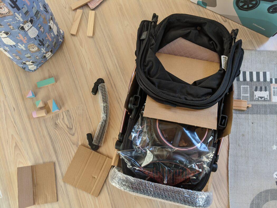 ABC Design Puppenwagen Migno Aufbau Test
