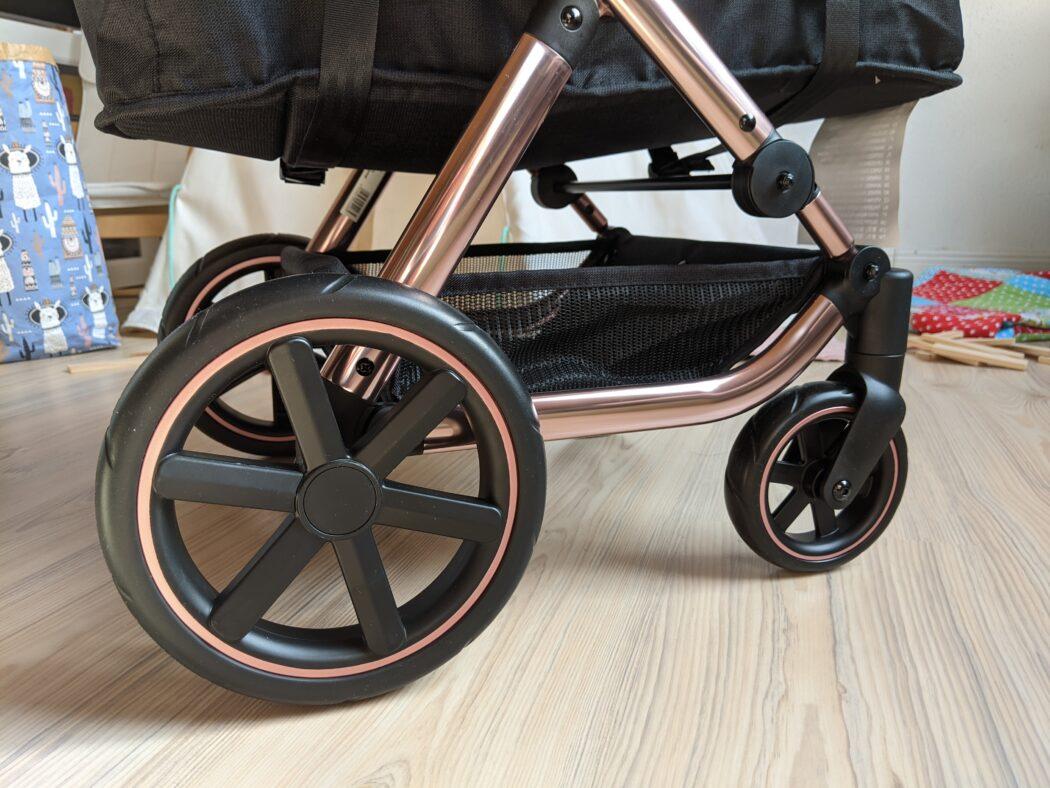 Schwenkräder ABC Design Puppenwagen Migno