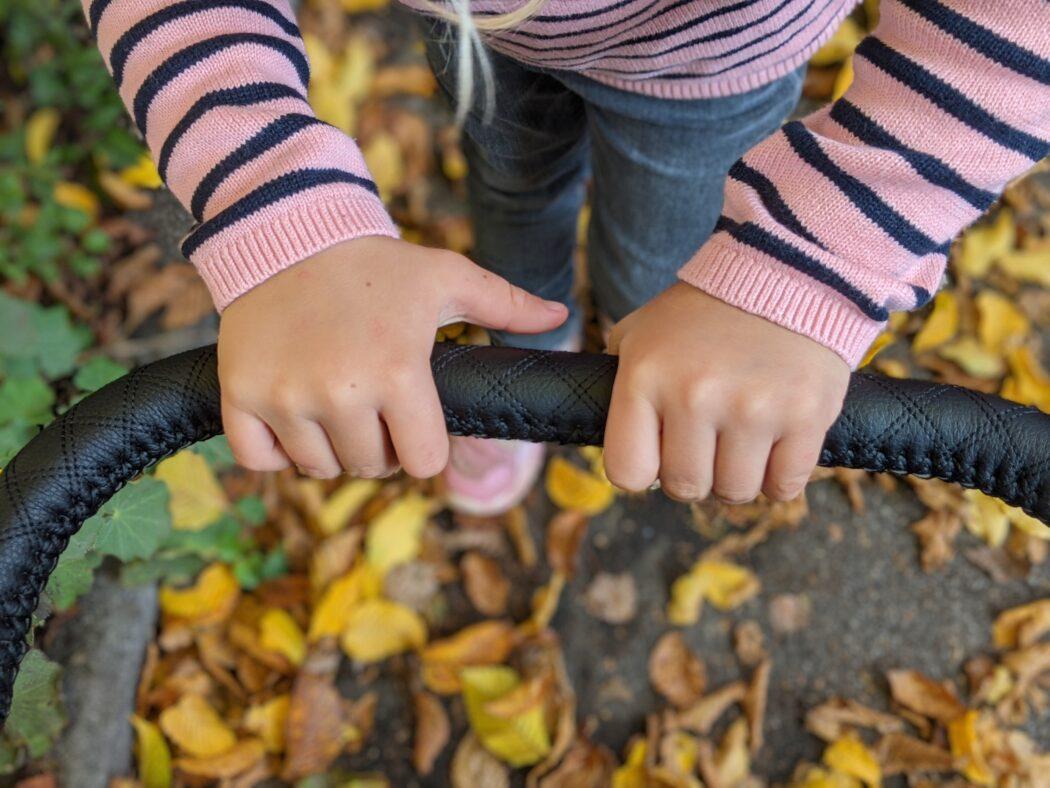 Puppenwagen Migno ABC Design Puppenwagen Knick-Schieber