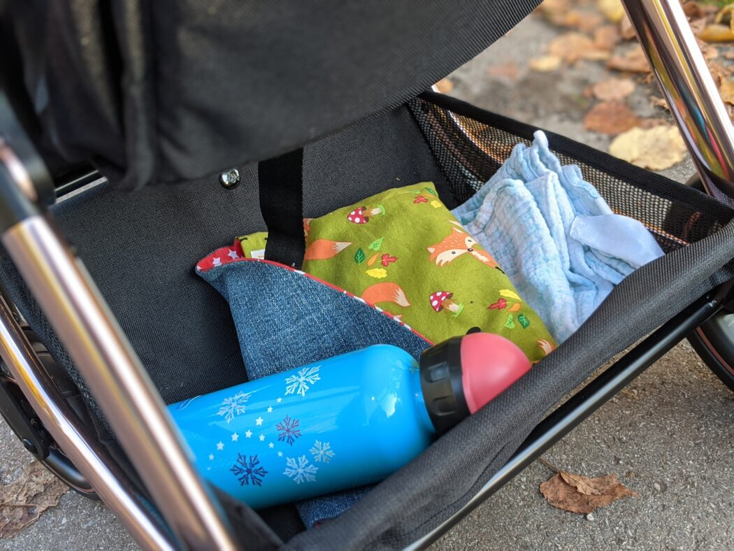 Puppenwagen Migno Einkaufskorb Testbericht
