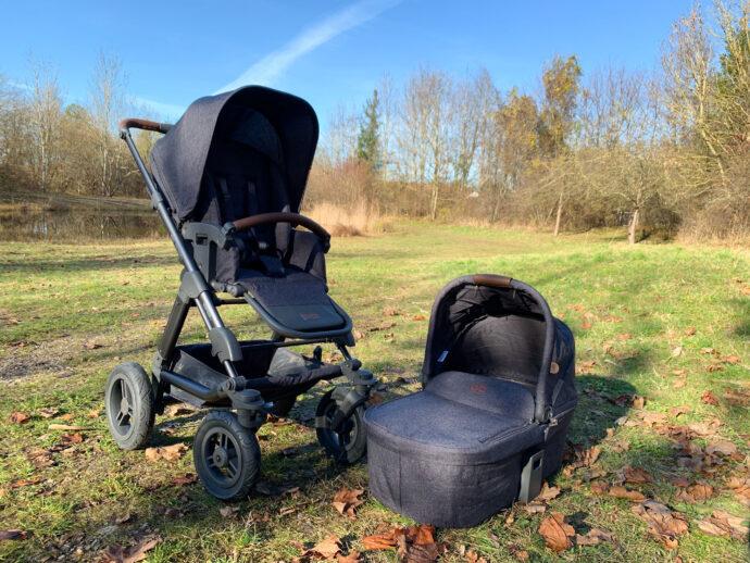 ABC Viper 4 Kombi-Kinderwagen