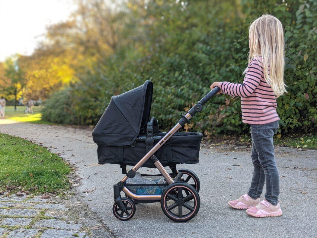 ABC Design Puppenwagen Migno im Test