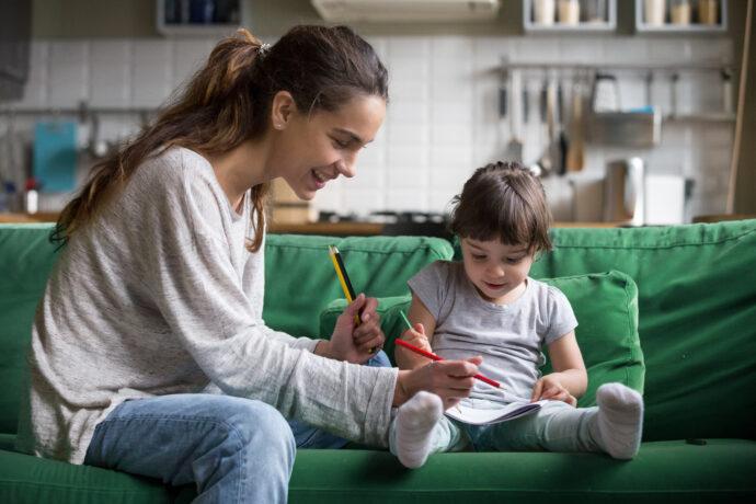 baby sitter richtigen finden kinder betreuung nanny
