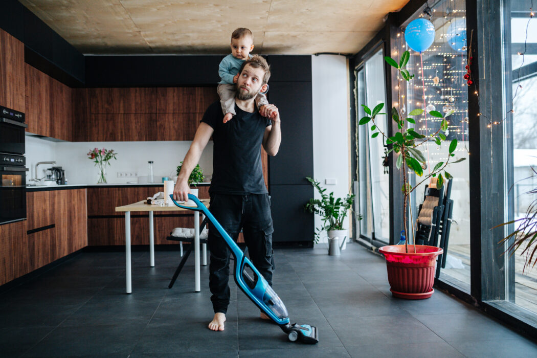 haushalt mit baby organisieren tipps organisation haushaltsplan familie